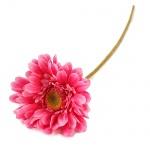 Kunstblume Gerbera in Pink, 55 cm