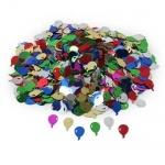 Konfetti Ballons bunt