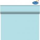 24 Meter Rolle Duni Dunicel Tischläufer, Tête-à-Tête in Mint Blue, 40 cm Breite