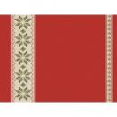 Duni Papier Tischsets Urban Yule Red, 30 x 40 cm
