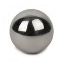 Edelstahlkugel in Silber glänzend, 40 mm