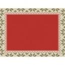 Duni Dunicel Tischsets Urban Yule Red, 30 x 40 cm