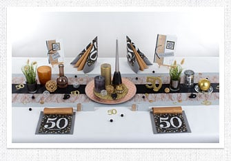 Dekorierte Mustertisch Ideen Fur Die Geburtstag Tischdeko Tafeldeko De