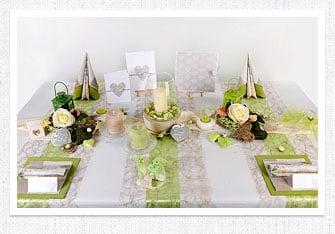 Tischdekoration Tischdeko Zur Hochzeit Mustertische übersicht Zur