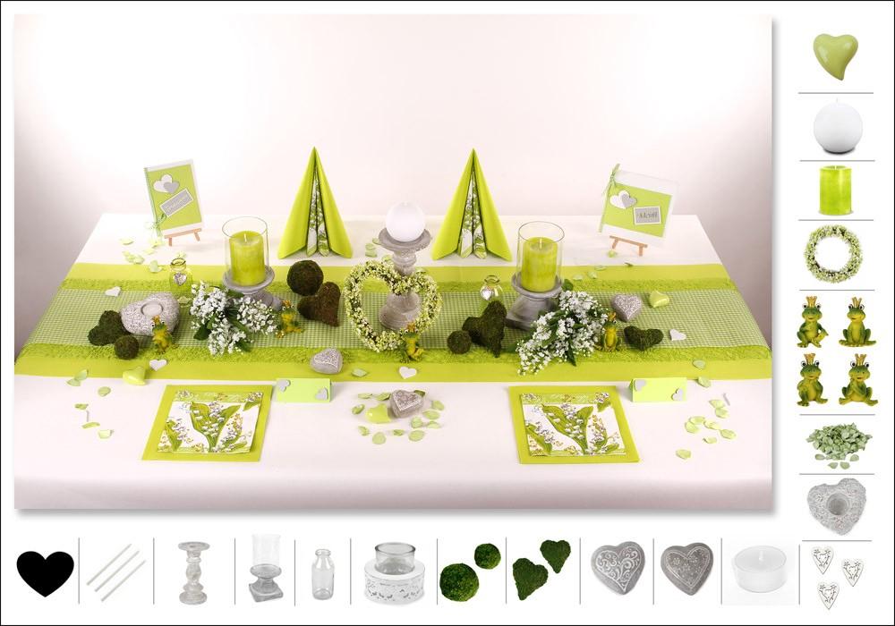 13 Mustertisch M Rchenhochzeit Tischdeko Hochzeit