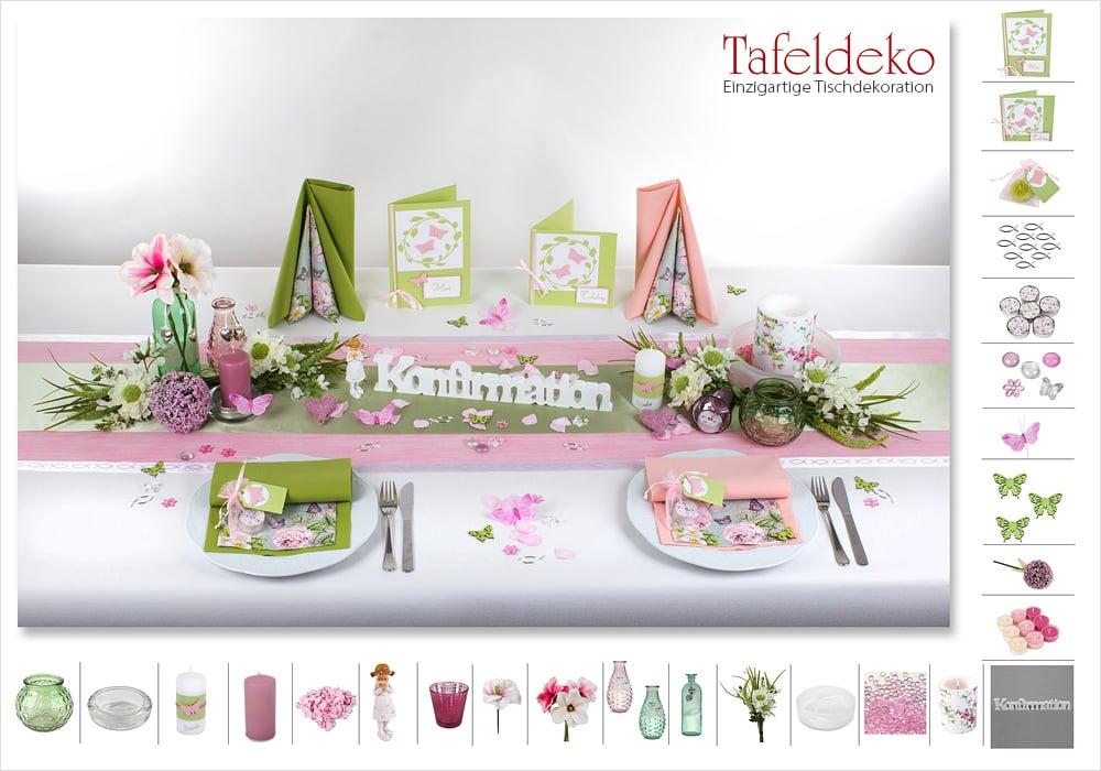 Tischdeko F Kommunion