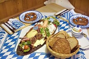 Tischdeko Duni Oktoberfest