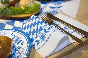 Tischdeko Duni Oktoberfest 2