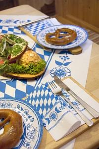 Tischdeko Duni Oktoberfest 1