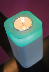 Mood Candle Stone
