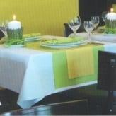 tischdekoration f r die bierzeltgarnitur tafeldeko. Black Bedroom Furniture Sets. Home Design Ideas