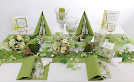 Eine Traumhafte Tischdekoration Zur Hochzeit Tafeldeko