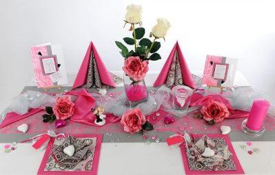 Wunderschone Tischdeko Zur Verlobungsfeier Tafeldeko