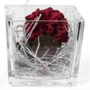 Kerzenglas Vase