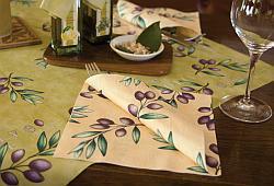 dekorieren mit oliven eine ansprechende tischdekoration. Black Bedroom Furniture Sets. Home Design Ideas