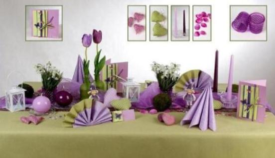 Wunderschone Tischdekoration Fur Ostern Der Neue Trend In Diesem
