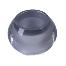 Design Teelichtglas Bello in Silber