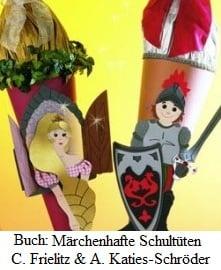 Buch: Märchenhafte Schultüten