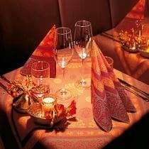 Orientalische tischdekoration f r einen t rkischen abend tafeldeko - Orientalische tischdeko ...