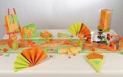 Tischdekoration zur jugendweihe tafeldeko for Jugendweihe dekoration