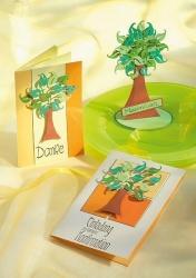 Buch: Zur Kommunion und Konfirmation – Karten, Kerzen, Tischdeko