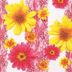Serviette Flower