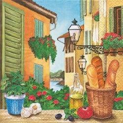 Italienische Tischdeko Zum Selbermachen ? Reimplica.info Ideen Gartengestaltung Italienischer Stil