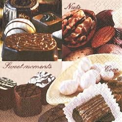 Serviette Sweet Moments