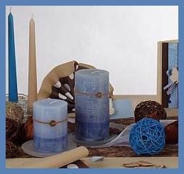 tischdekoration strand und meer in den farben dune und hellblau tafeldeko. Black Bedroom Furniture Sets. Home Design Ideas