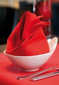 Deko Rot-Weiß