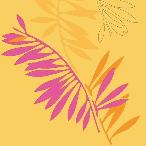 Botanic-Servietten