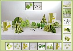 Tischdekoration für den 50. Geburtstag im November | Tafeldeko