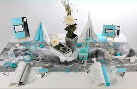 Eine Tischdeko für die Silberne Hochzeit – schöne Momente auf dem ...