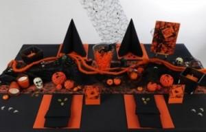 Halloween Tischdeko Mit Gruselfaktor Tafeldeko