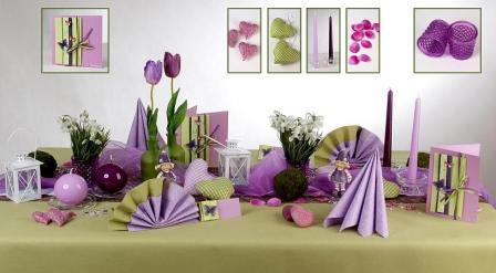 eine passende tischdekoration f r den brunch kreieren tafeldeko. Black Bedroom Furniture Sets. Home Design Ideas