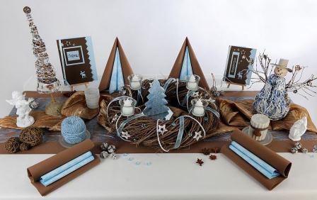 Tischdekoration Geburtstag Winter Den Geburtstag im Winter