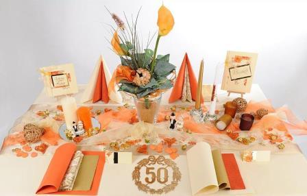 Tischdeko Goldhochzeit Wundervolle Basis Tafeldeko