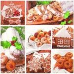 Tischdeko vorweihnachtliches Kaffeekränzchen