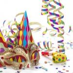 Party tischdeko - Tischdeko karneval ...