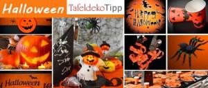 Halloween Tischdeko Ideen