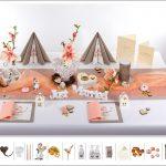 Deko Hochzeitstisch