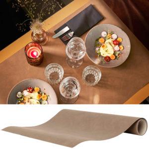Stilvolle Tischdekoration