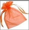 Organzas�ckchen in Orange