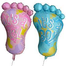 Babyshower Ballon